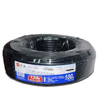 PX大通128編織數位電視專用電纜線5C-100M