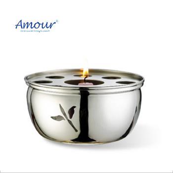 【Amour】 不銹鋼保溫爐-附隔板 HG2887