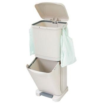 直立式40L資源分類回收桶