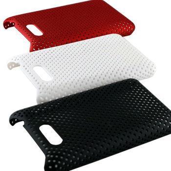 HTC HD mini  網洞保護殼(二入)-吊卡包裝