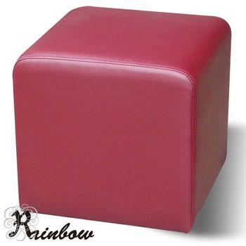 RB-輕便腳凳(紅)
