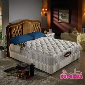 瑞士SUPERBA〔Tuma〕二線獨立筒床墊-單人尺寸