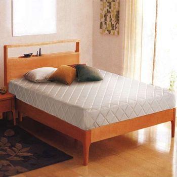 【Maslow-特硬式冬夏】雙人彈簧床墊