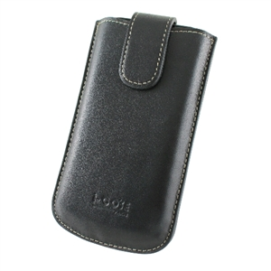 i-COSE 義大利Nappa 頭層皮 HTC Smart手機皮套