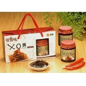 俏媽咪干貝XO醬禮盒(260g*4)
