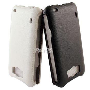HTC Sensation XL 下掀式/掀蓋式 手機皮套 荔枝紋限定款