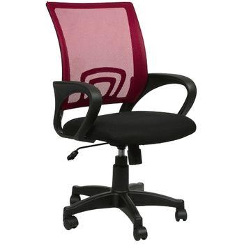 《DFhouse》台灣製.人體工學網布辦公椅DF002-CH011R