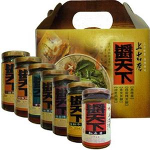【金門聖祖】醬天下私房醬料(油蔥肉燥醬)5瓶