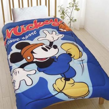 迪士尼-米奇love sport 毯被