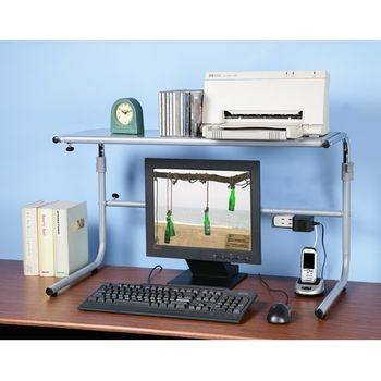 【C&B】廚房/書桌伸縮置物架