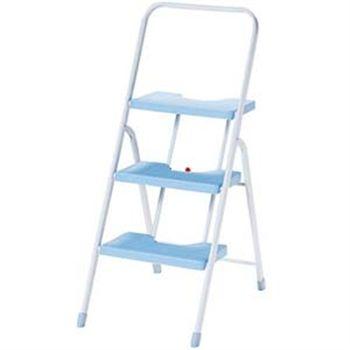 【收納達人】日規便利可收折三階梯椅