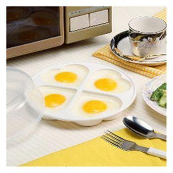 OKAY 微波心型煮蛋器