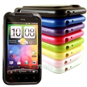 ◆買一送一不挑色◆韓風閃亮亮晶鑽套 HTC Sensation XL 保護殼