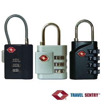 TSA海關鎖-3款(共3入)