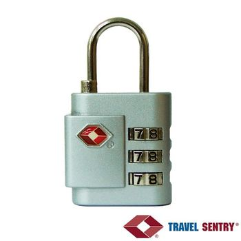 TSA海關鎖-3碼鎖(1入)