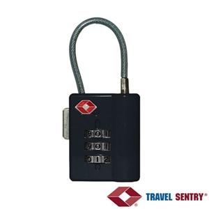 TSA海關鎖-鋼索鎖(2入)