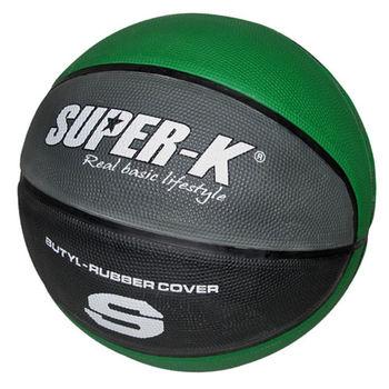 【SUPER-K】7號橡膠深溝籃球SBCF702B
