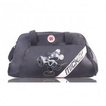 【迪士尼DISNEY】光速黑潮運動提袋包