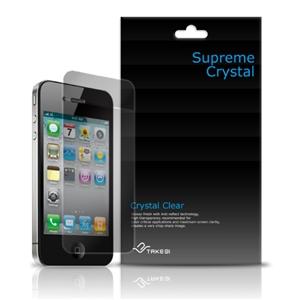 Take91 Supreme Crystal iPhone4/4S透明保護貼