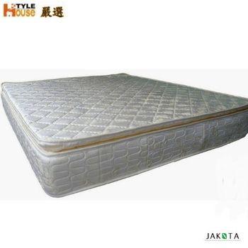 【STYLEHOUSE】JAKOTA 三線獨立筒床墊-雙人