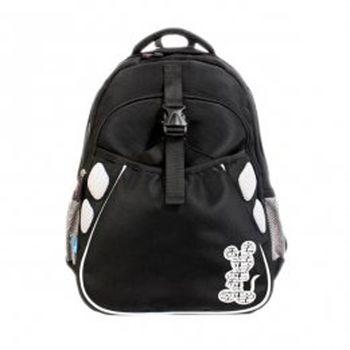 【迪士尼Disney 】 黑菱新潮運動背包