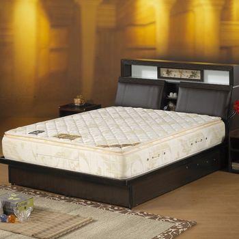 絲麗翠-3線釋壓單人蜂巢式獨立筒床墊