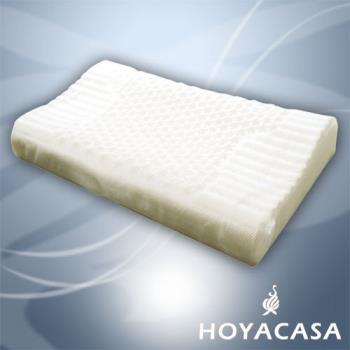 【HOYACASA】天然按摩乳膠枕