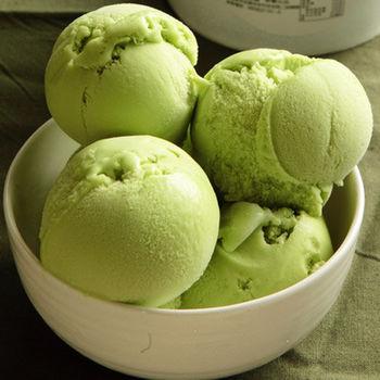 抹茶冰淇淋(1公升x4盒)