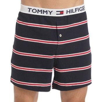 Tommy Hilfige 2012男時尚條紋針織平口內褲