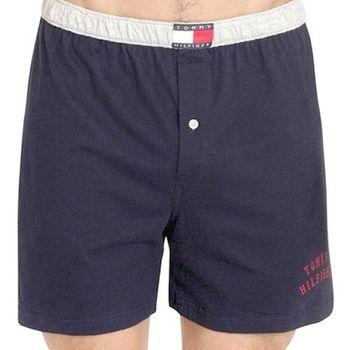 Tommy Hilfige 2012男時尚寶藍平口內褲