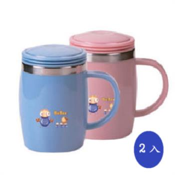 【寶石牌】0.5L炫光保溫保冰冷杯(2入) Y-131S