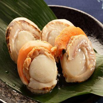 騰龍 帆立貝+鮑魚+鯡魚+燻鮭片