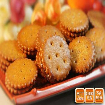 台灣上青 黑糖麥芽餅300g*2罐