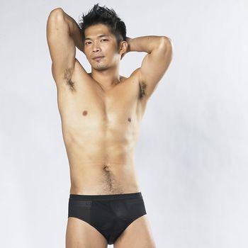 BELLA VITA 100%蠶絲男三角內褲~2件組