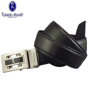 義大利Roberto Mocali自動釦皮帶禮盒RM-7144