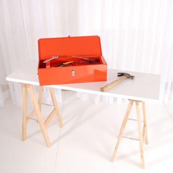 【潮傢俬】無敵鐵金剛-工具整理箱