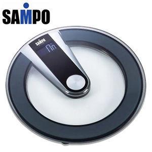 【SAMPO聲寶】時尚LED螢幕語音體重計 BF-L1109ML