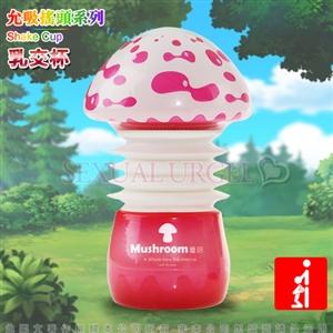 馬特拉兄弟 蘑菇造型搖頭吸允杯-乳交