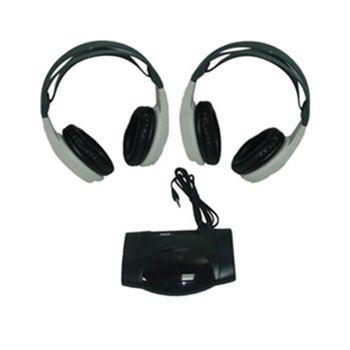 紅外線立體聲雙耳機