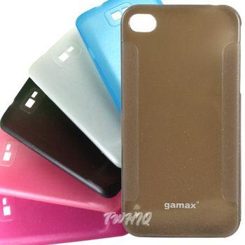 Apple iPhone 4 /4S 閃亮亮軟式 夜光保護殼/背蓋