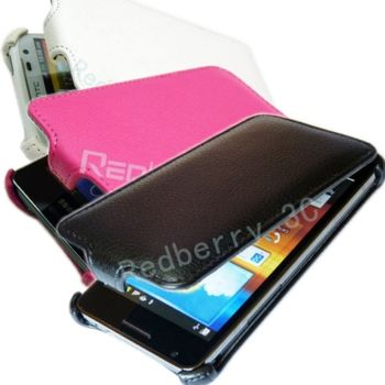 Samsung Galaxy S2 下掀式皮套 荔枝紋限定款