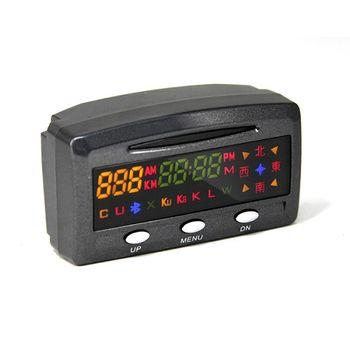 火狐狸 GPS-A3 GPS衛星定位行車安全警示器(入門版)