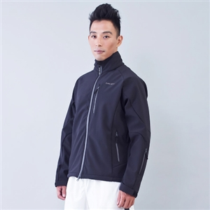TECL-WOOD多功能防風防水透氣保暖Soft Shell外套