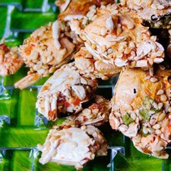 【胡媽媽的灶腳】香酥螃蟹-任網