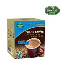 Garden Caf ^#39 e 無糖花園白咖啡5 ^#43 1盒 ^#40 共30入