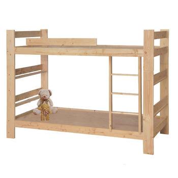 MiCasa松木風情單人3.5尺雙層床