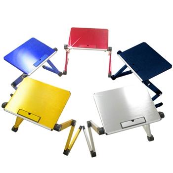 亮彩時尚鋁合金多功能折疊桌