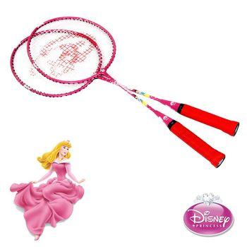 【迪士尼DISNEY】星動系列公主羽球對拍(附拍袋)