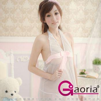 Gaoria 白皙美人柔紗情趣睡衣