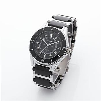 克萊米亞時尚焦點精密陶瓷鑽錶